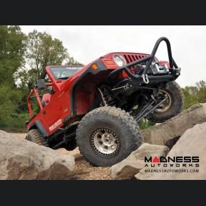 "Jeep Wrangler TJ Long Arm Suspension System - 6"" Lift"